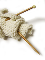 Learn to Knit/ Aprenda a Tejer