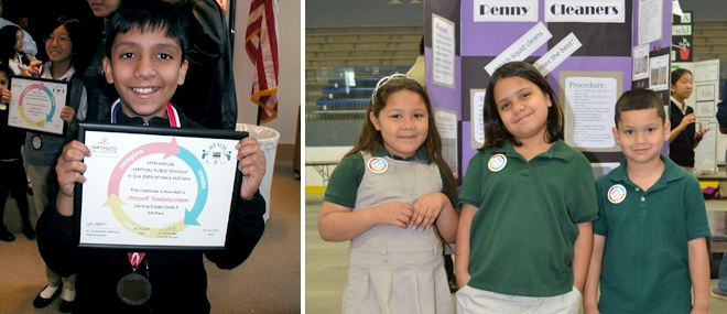 Hartford Public School's 25th Annual Citywide STEM Expo/Science Fair Winners