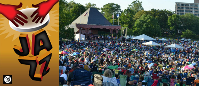 2014 23rd Annual Greater Hartford Festival of Jazz
