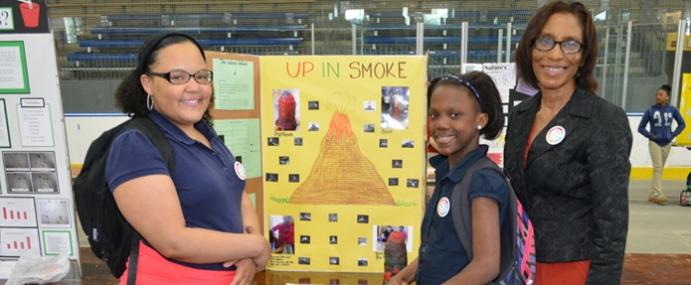 Hartford Public Schools' 26th Annual Citywide S.T.E.M. Expo/Science Fair