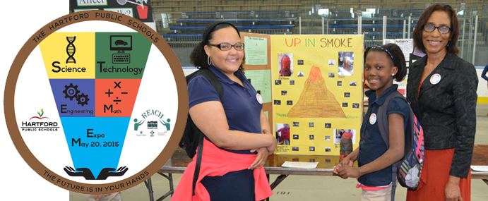 Hartford Public Schools' 26th Annual Citywide S.T.E.M. Expo/Science Fair