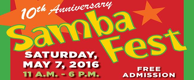 2016 SAMBA Fest