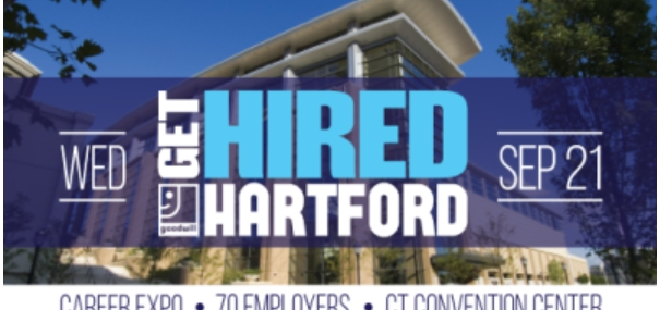 Get Hired Hartford – a Career Expo