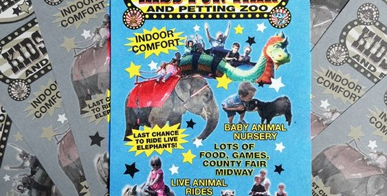 Kids Fun Fair and Petting Zoo