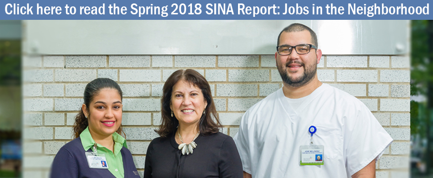 Spring 2018 SINA Report