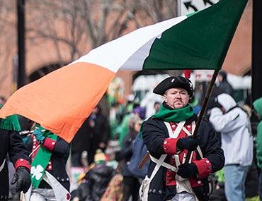 Hartford St Patrick's Day Parade