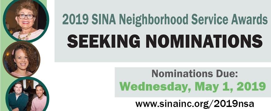 Neighborhood Service Awards