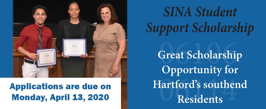 SINA Student Support Scholarship
