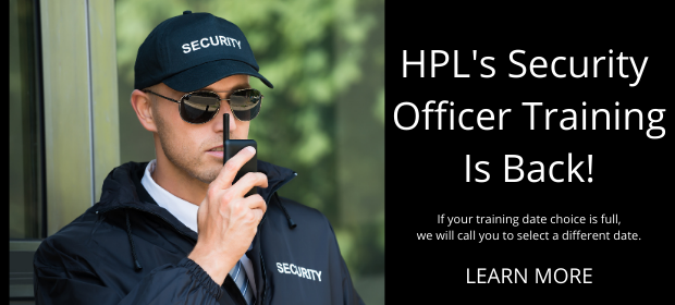 HPL Security Training