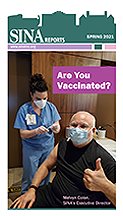 SINA Report Spring 2021: Are you vaccinated