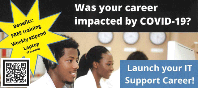 Launch your IT Support Career!