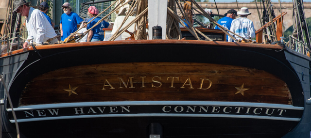 Amistad Journey to Freedom
